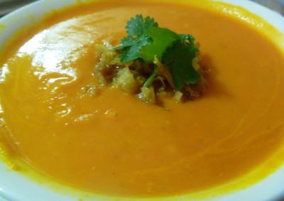 Carrot Beet Soup