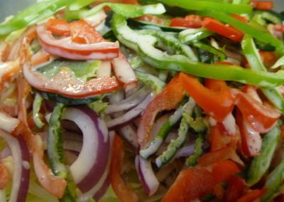 Coleslaw Veggies