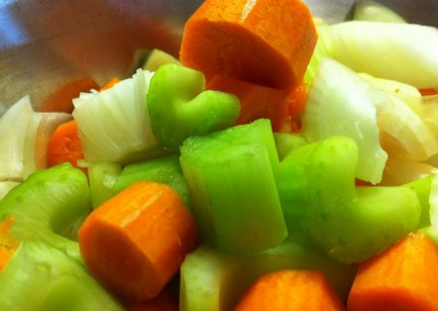 Veggies for Stock