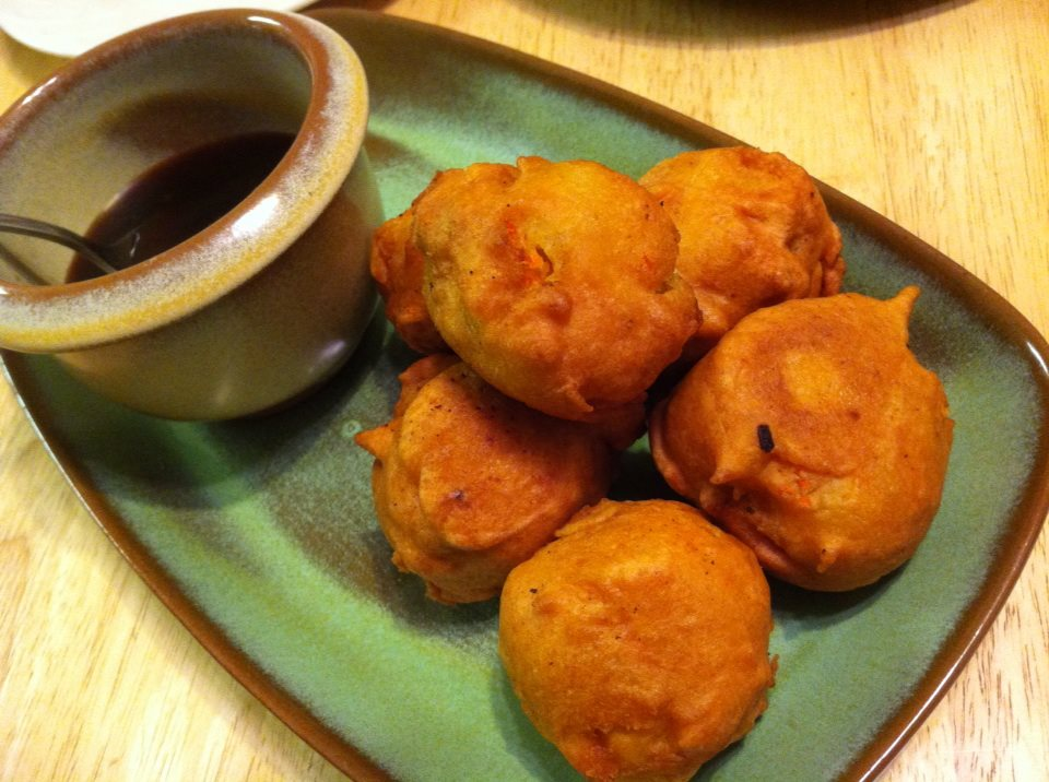 Batata Vada by Chef Johnna Gale